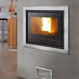 inserts granul s vend e par atlantique energie bois. Black Bedroom Furniture Sets. Home Design Ideas